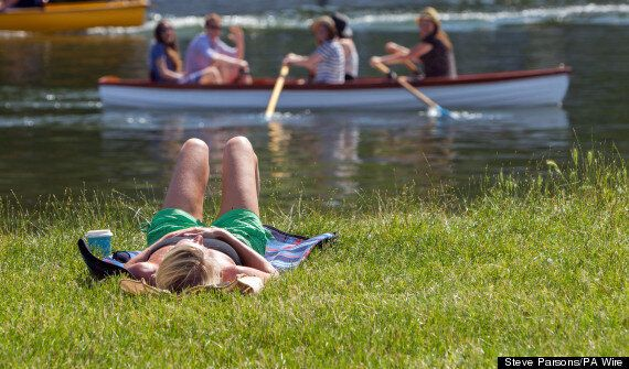 UK Will See Another Heatwave After Downpours and