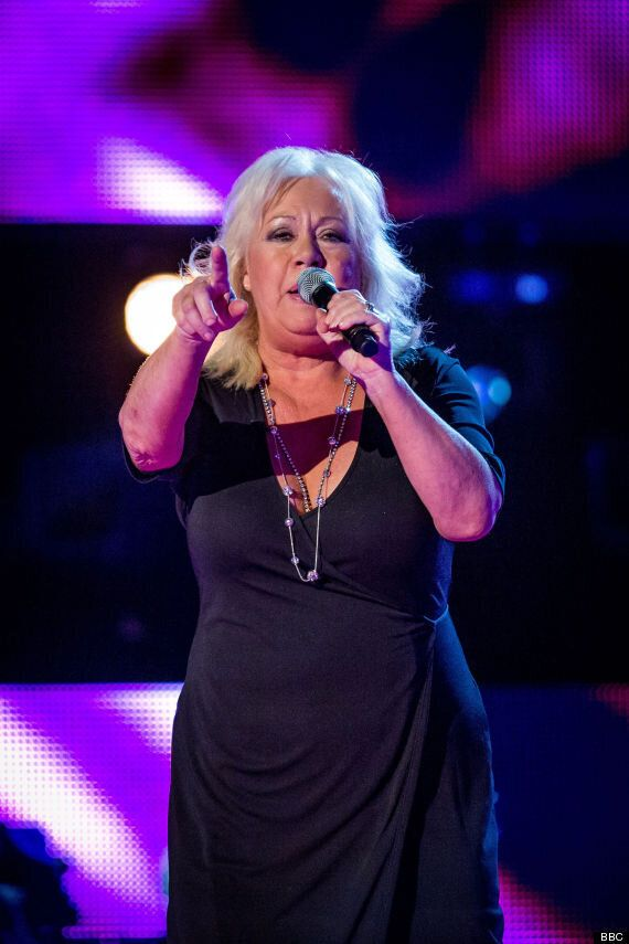 'The Voice': Ex-Musical Star Teresa Vasiliou Eyes