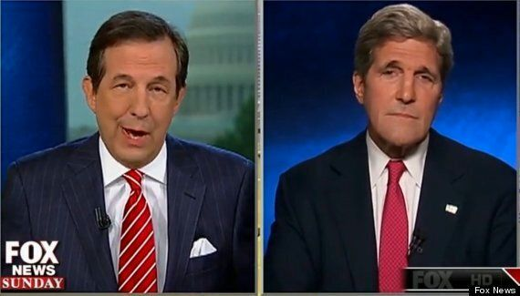 John Kerry Calls Israel's Gaza Offensive 'Hell Of A Pin Point Operation' In Unguarded Comment