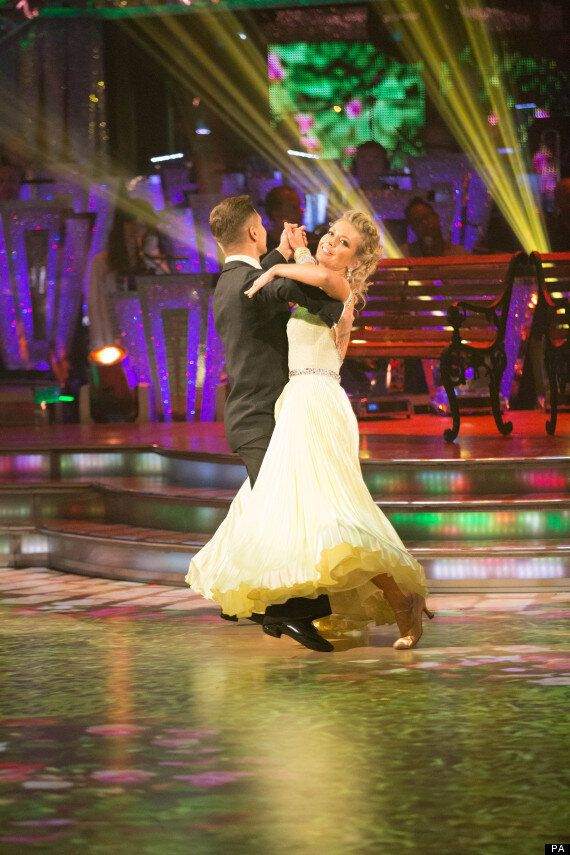 'Strictly Come Dancing' Review: Abbey Clancy Comes Top Of Leaderboard, As Hairy Biker Dave Myers Fails...