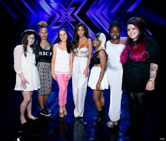 'X Factor' Review: Nicole Scherzinger Picks Top Six Girls In Emotional New Look