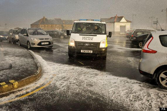 UK Weather: Floods Could Be Linked To Climate Change, Britain's Leading Scientists
