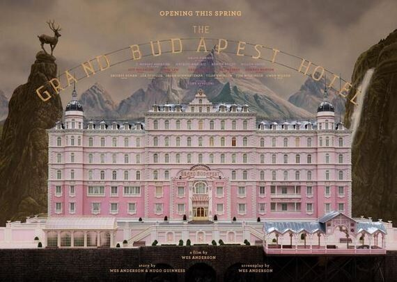 Why Watching the Grand Budapest Hotel Will Inspire You to