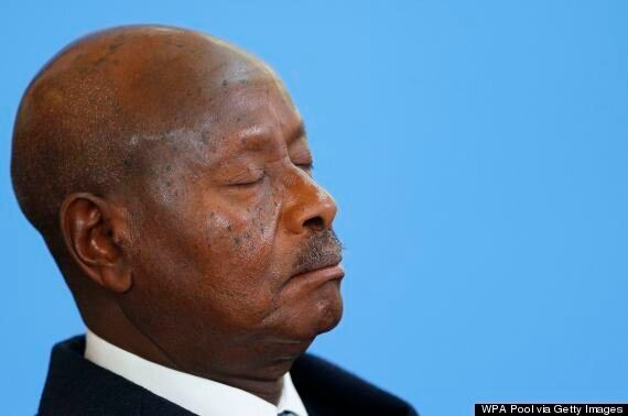 Uganda's Gay Laws Put On Hold As President Asks For Advice From