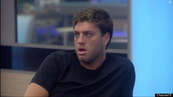 'Big Brother': Housemates Discuss Steven's Bizarre Behaviour After He Shaves His Head... Is He Cracking...