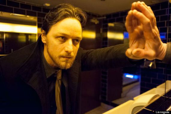 'Filth' Cleans Up At Scottish Box Office, With James McAvoy Film Of Irvine Welsh's Book Outstripping