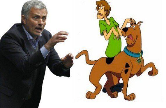 José Mourinho Terrifying People