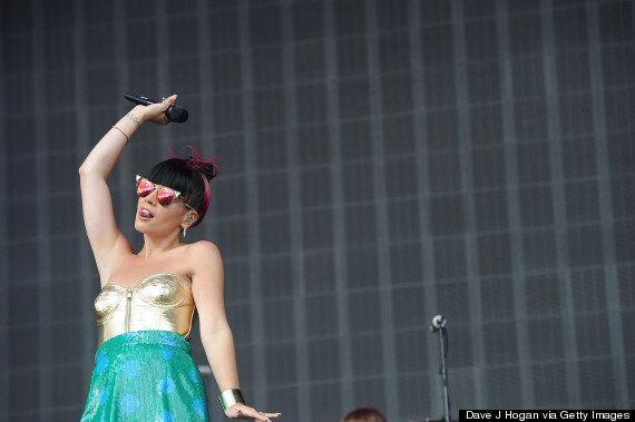 Lily Allen Blames Hormones For 'Not Good Enough' Songs On Sheezus