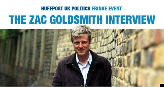 Zac Goldsmith Live Blog: Tory MP Speaks To Mehdi Hasan At Party Conference