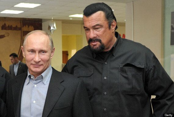 MH17 Crash Forces Estonian Blues Festival To Drop Putin Supporter Steven Seagal From