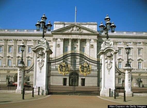 Visit Buckingham Palace And Be Exposed To The Worst Air Pollution In The