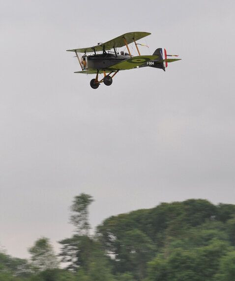World War I Aircraft - Shuttleworth