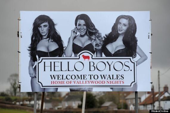 'The Valleys' Announce Their Return With 'Hello Boyos' Billboard Campaign