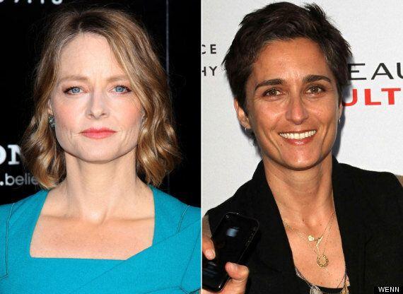 Jodie Foster 'Dating Ellen DeGeneres' Ex Girlfriend, Alexandra