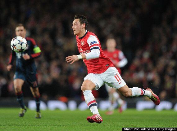 Mesut Ozil, Arsenal Midfielder, Questioned By