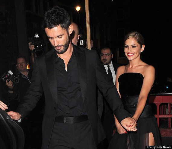 Cheryl Cole Wedding Hairstyle: Cheryl Cole Celebrates Marriage To Jean-Bernard Fernandez