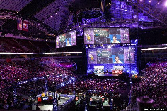 DOTA2: Pro Gamers Win $5m At International