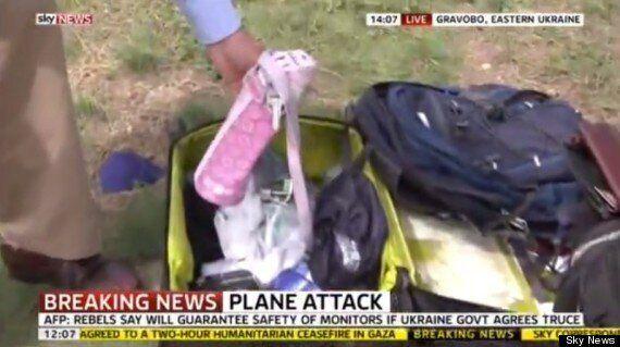 Sky News Reporter Colin Brazier's Emotional Explanation For MH17