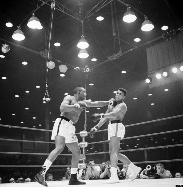 Cassius Clay V Sonny Liston: 50 Years On