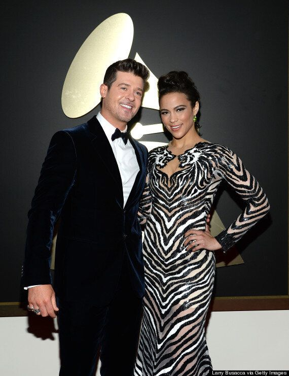 Robin Thicke, Paula Patton Split After 22 Years Together And 9 Years Of Marriage