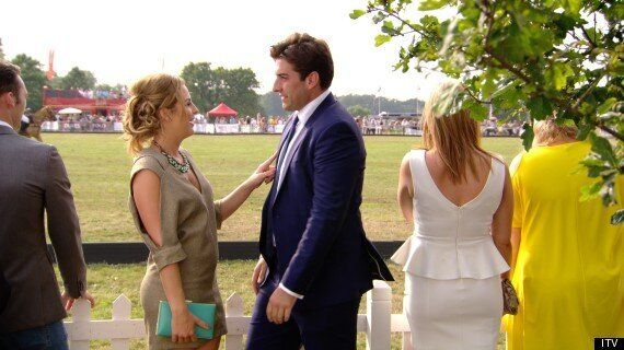 'TOWIE': Are Lydia Bright And James 'Arg' Argent Faking Their