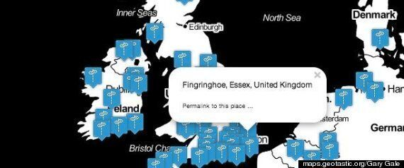 Shitterton, Nob End, Twatt And More: Britain's 26 Rudest Place
