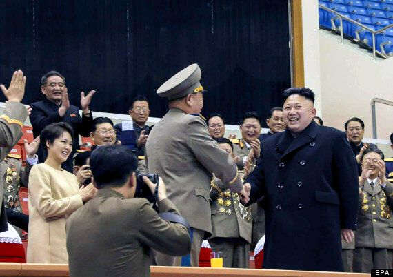 Kim Jong Un's Wife Ri Sol Ju Rumoured To Be Pregnant With Second Child (PICTURE)