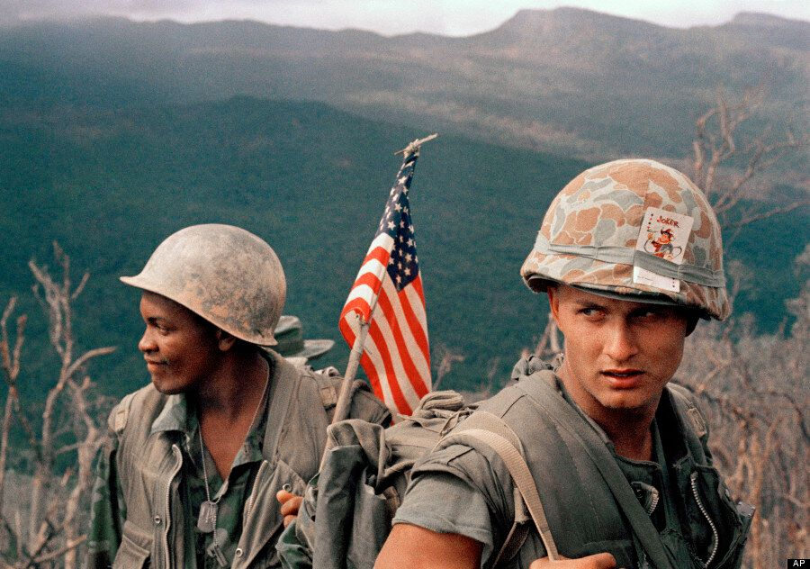 'Vietnam: The Real War' - Iconic Images Published In New Book By Associated Press (GRAPHIC