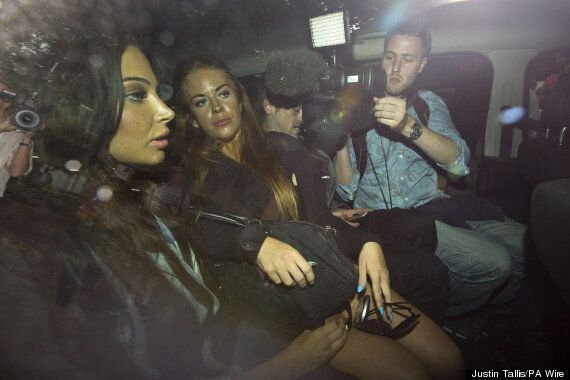 Tulisa Contostavlos 'To Reveal Drugs Hell' In BBC Three Documentary Following Collapsed Drugs