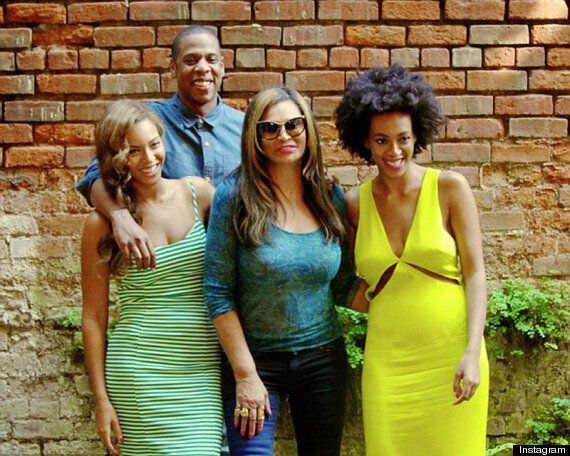 Beyoncé Plays Down Marriage Split Rumours By Putting On A United Front In Instagram Pic With Jay Z And