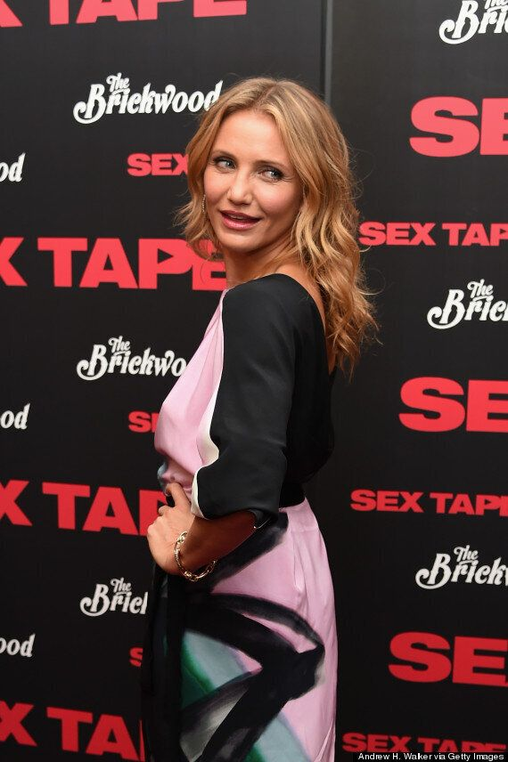 Cameron Diaz Cuts Awkward 'Sex Tape' Radio Interview Short Over Drew Barrymore 'Drugs'