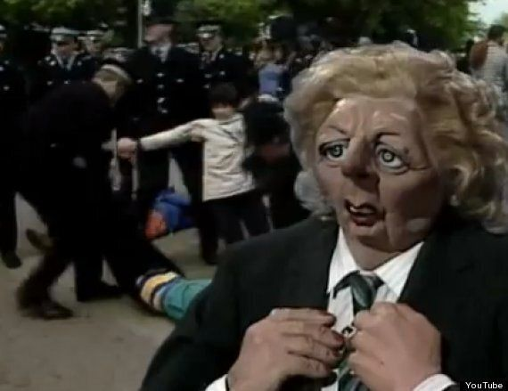 'Spitting Image' Celebrated By 'Arena': Ten Best Bits From Margaret Thatcher's 'My Way' To The Chicken...