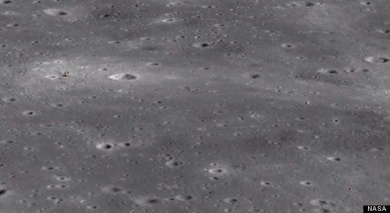 Amazing New 3D View Of The Apollo 11 Landing