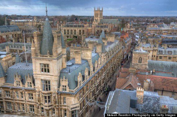Cambridge Students Fined For