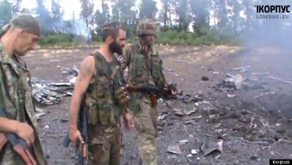 Ukraine Rebels Shoot Down Another Two Jets As Donetsk Fighters Target Military