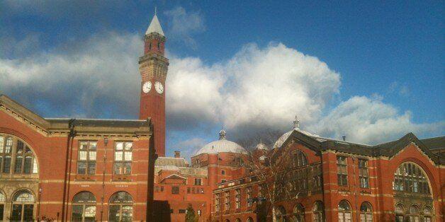 Birmingham University Suspends Students Over Peaceful