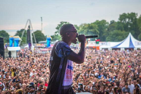 Hip-hop Icon Nas Performs His Masterpiece Illmatic at London's