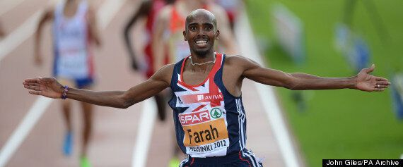 Mo Farah Pulls Out of Glasgow Commonwealth