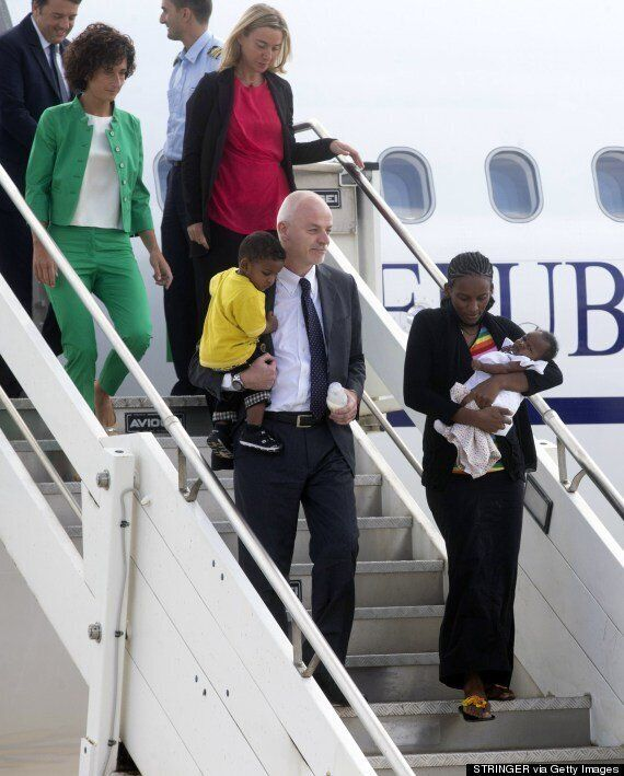 Meriam Yahia Ibrahim, Sudanese Mother Sentenced To Death, Safe At Last In