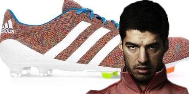 Luis Suárez To Wear Knitted Boots For Liverpool At Manchester United