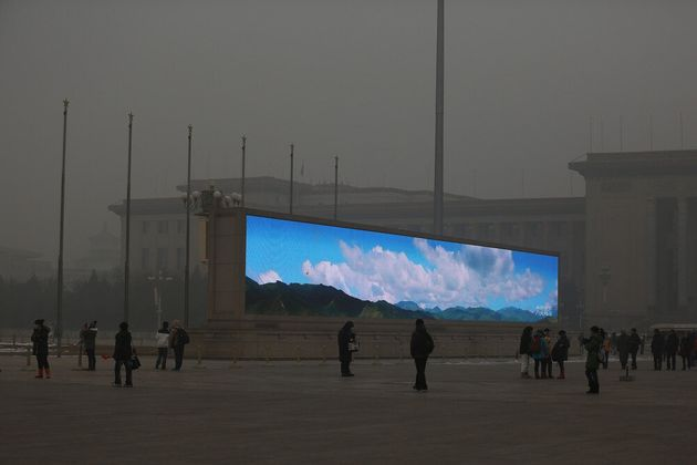 China's Smog Is Now So Bad It Resembles A 'Nuclear Winter'