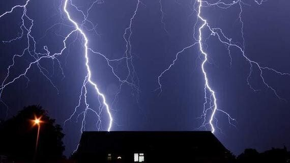 Where Does Thunder and Lightning Come