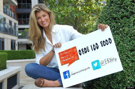 Amy Willerton Is Doing What? The 'I'm A Celebrity...' Star Is The New Face Of The Exam Results