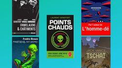 5 livres de SF avec des races extraterrestres nombreuses comme dans Men In