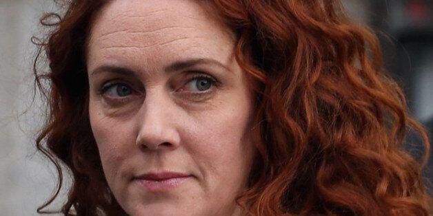 LONDON, ENGLAND - DECEMBER 06: Rebekah Brooks, the former head of News International, leaves The Old...