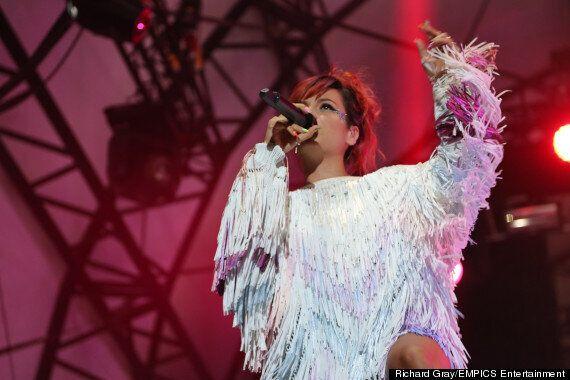 Lily Allen Reveals 'Shutdown' Method Of Coping With Bad 'Sheezus'