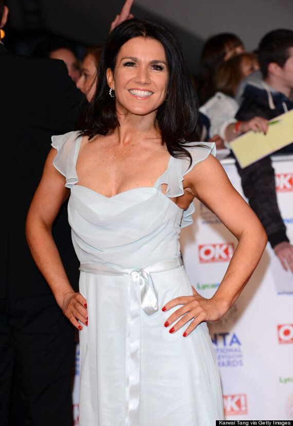 'Strictly Come Dancing' Star Susanna Reid Reportedly Splits From Partner Dominic
