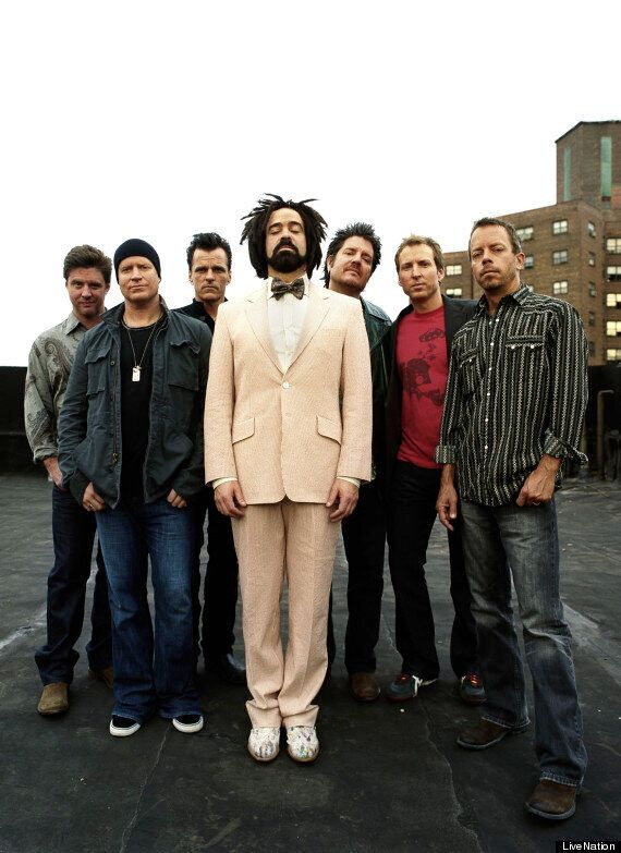 Counting Crows Frontman Adam Duritz On The Day Keith Richards Taught Him To Be A