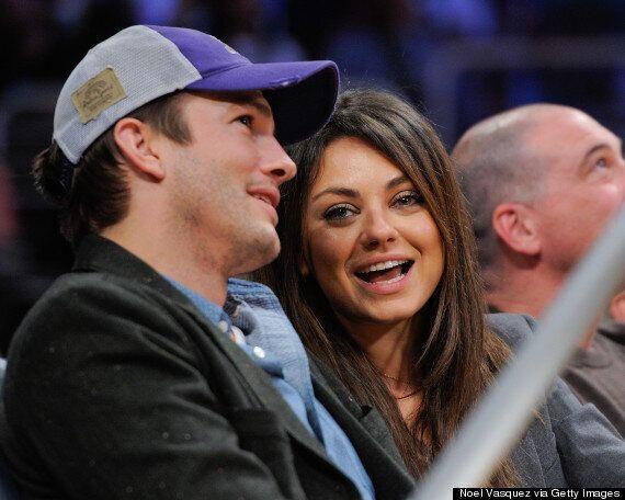 Mila Kunis, Ashton Kutcher Engaged? Actress Flashes Big Ring