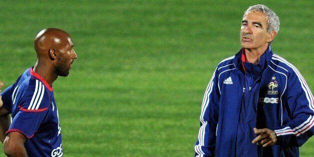 Nicolas Anelka Quenelle Ban: Former Arsenal Striker's Career Controversies